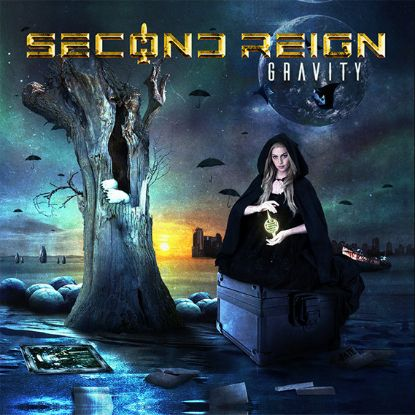 CD Second Reign Gravity